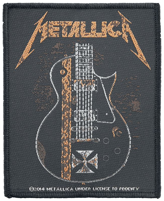 Hetfield Guitar