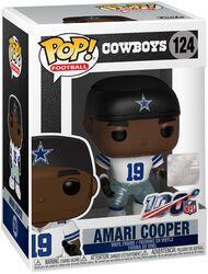 Dallas Cowboys - Amari Cooper Vinyl Figure 124 (figuuri)