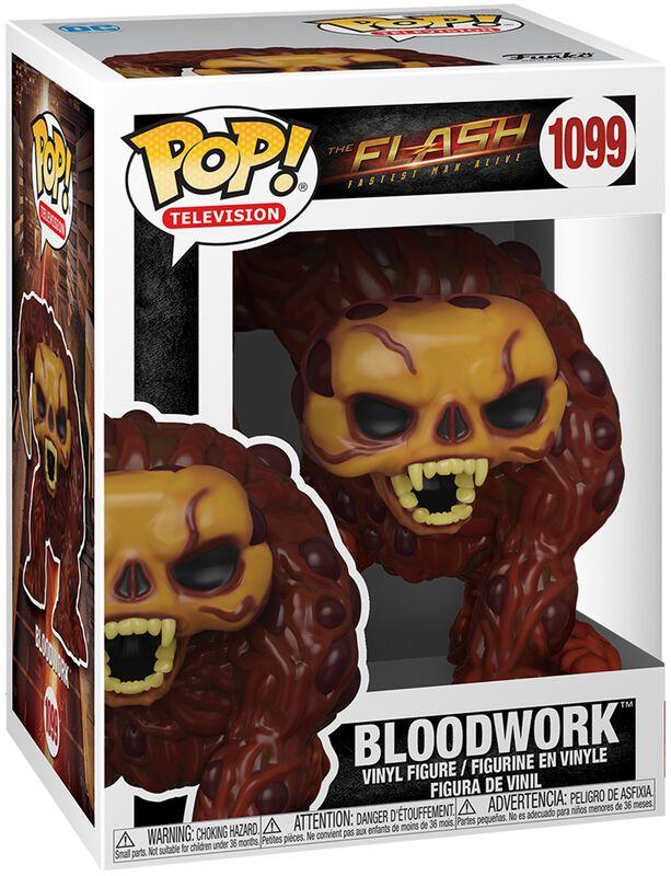 Bloodwork Vinyl Figure 1099 (figuuri)