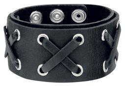 Crossed Bracelet