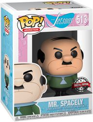 Mr. Spacely (Funko Shop Europe) Vinyl Figure 513 (figuuri)