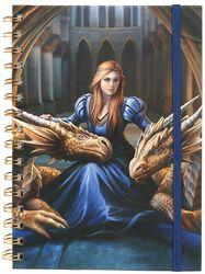 Fierce Loyalty - Notebook