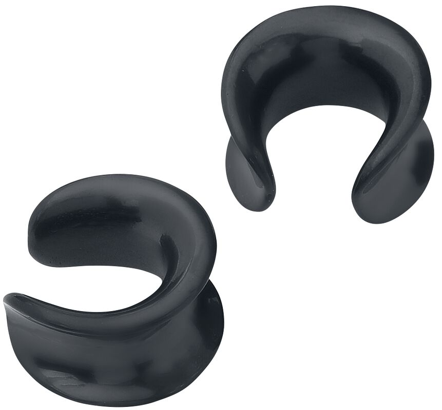 Earsaddles Black Pair