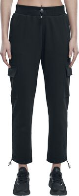 Ladies Cargo Terry Trousers reisitaskuhousut