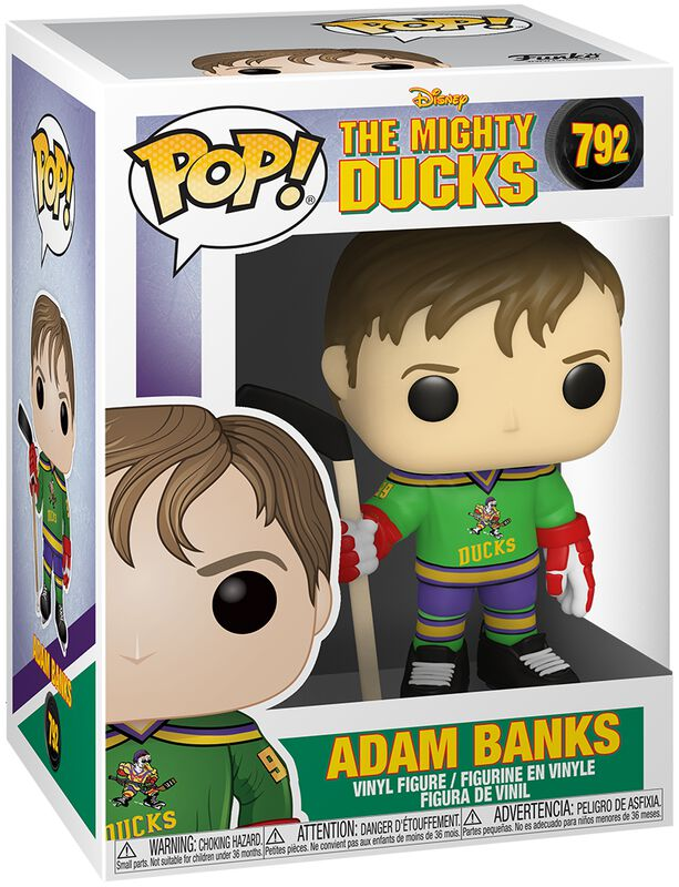 Adam Banks Vinyl Figure 792 (figuuri)