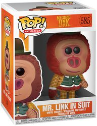 Mr. Link in Suit Vinyl Figure 585 (figuuri)
