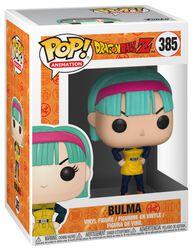 Z - Bulma in Yellow Outfit Vinyl Figure 385 (figuuri)