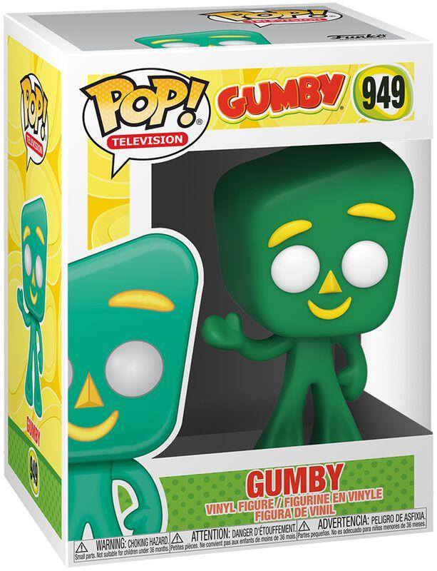 Gumby Vinyl Figure 949 (figuuri)