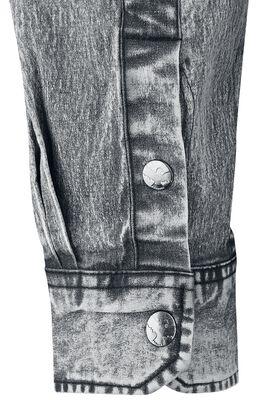 Harmaa farkkupaita