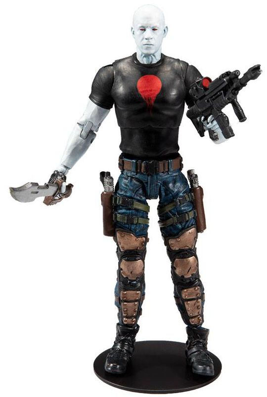 Bloodshot Action Figure