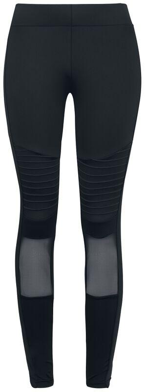 Tech Mesh Biker Leggings leggingsit