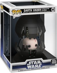 Empire Strikes Back 40th Anniversary - Darth Vader in Meditation Chamber (Super Pop!) Vinyl Figur 365