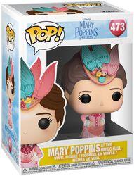 Mary Poppins at the Music Hall Vinyl Figure 473 (figuuri)