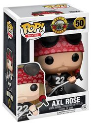 GN'R Axl Rose Rocks Vinyl Figure 50 (figuuri)