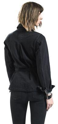 Heavy Denim Field Jacket