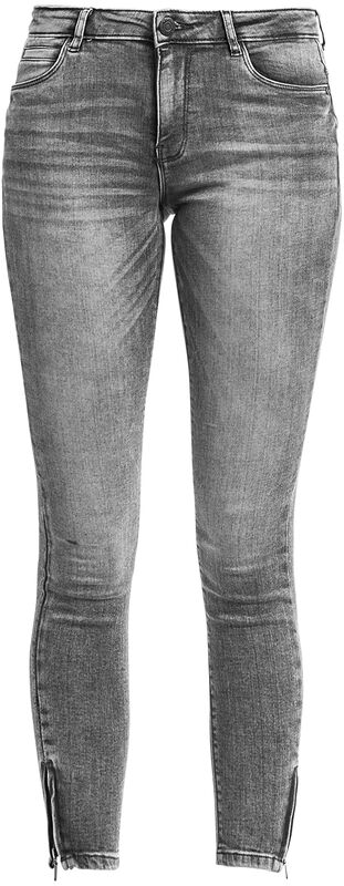Kimmy NW Ankle Zip Jeans