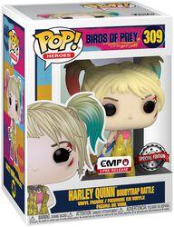 Harley Quinn Boobytrap Battle Vinyl Figure 309 (figuuri)