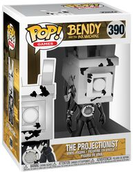 Bendy And The Ink Machine The Projectionist Vinyl Figure 390 (figuuri)