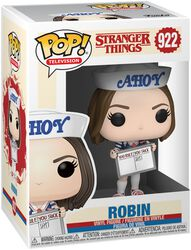 Season 3 - Robin Vinyl Figure 922 (figuuri)