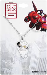 Baymax Hug Necklace