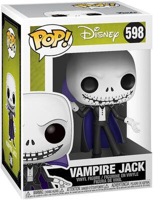 Vampire Jack Vinyl Figure 598 (figuuri)