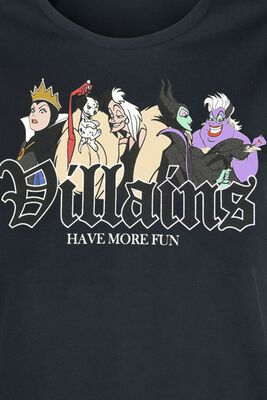 Villains Have More Fun