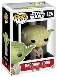Dagobah Yoda Vinyl Bobble-Head 124 (figuuri)