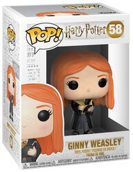 Ginny Weasley with Diary Vinyl Figure 58 (figuuri)