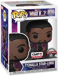 TChalla Star Lord Vinyl Figure 876 (figuuri)