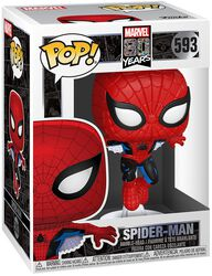 80th - Spider-Man - Vinyl Figure 593 (figuuri)