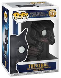 The Crimes of Grindelwald - Thestral Vinyl Figure 17 (figuuri)