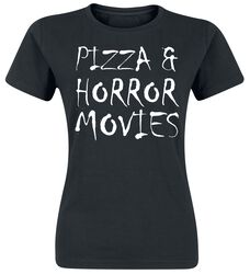 Pizza & Horror Movies