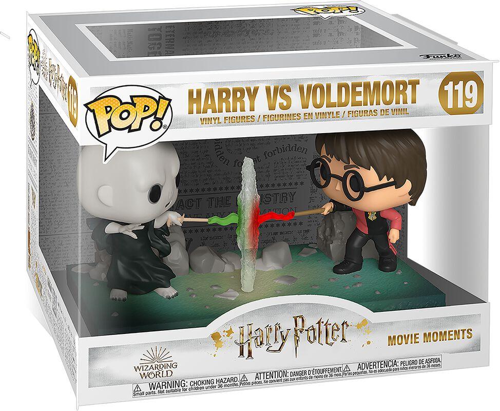 Harry vs. Voldemort (Movie Moments) Vinyl Figure 119 (figuuri)