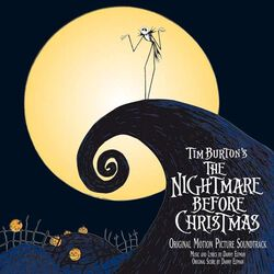 The Nightmare Before Christmas - Original Motion Picture Soundtrack (Danny Elfman)