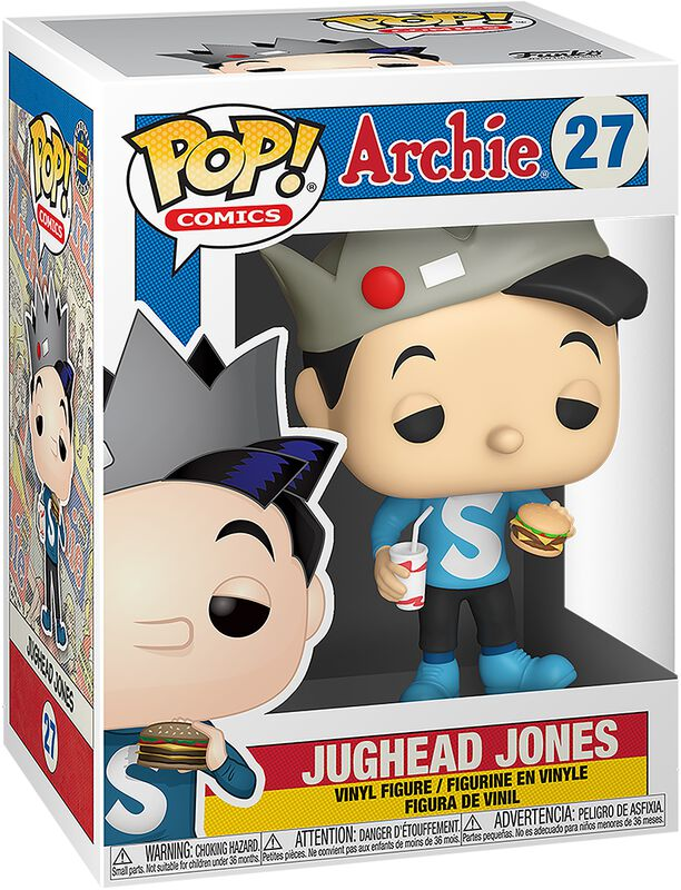 Jughead Jones Vinyl Figure 27 (figuuri)