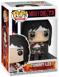 Tommy Lee Rocks Vinyl Figure 73 (figuurI