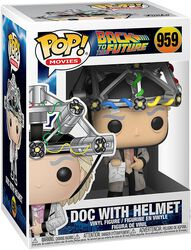 Doc with Helmet Vinyl Figure 959