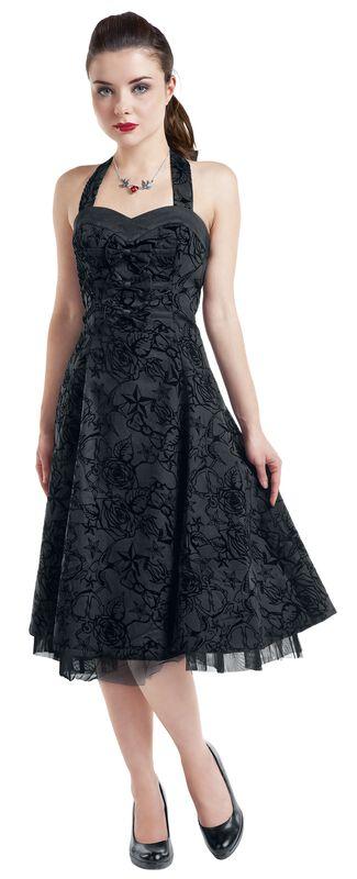 Long Tattoo Dress
