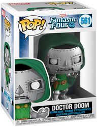 Doctor Doom Vinyl Figure 561