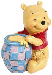 Winnie The Pooh With Honey Pot Mini Figure (figuuri)