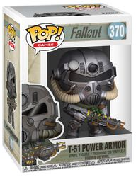 T-51 Power Armor Vinyl Figure 370 (figuuri)
