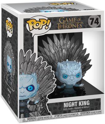 Night King Iron Throne (POP Deluxe) Vinyl Figure 74 (figuuri)