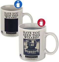 Wanted Sirius Black - Mug With Foil Print