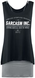 Two in One Dress - Sarcasm Inc.