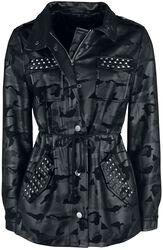 Camo Studs Jacket
