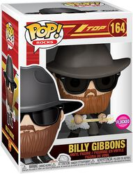 Billy Gibbons Rocks Vinyl Figur 164