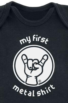 My First Metal Shirt