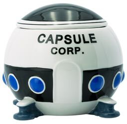 Capsule Corp. 3D Tasse