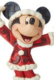 Mickey Mouse Mini Christmas Figurine (figuuri)