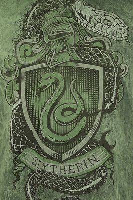 Slytherin - The Snake